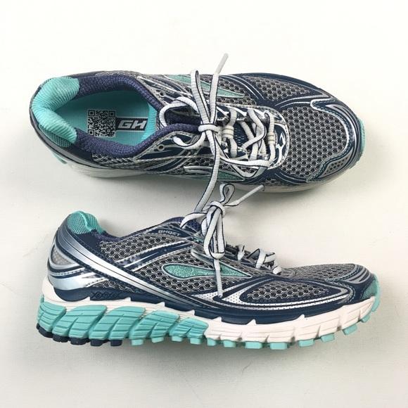 Brooks Ghost 5 Womens Running Shoe 8 2a